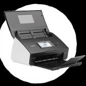 Dokumentenscanner-Brother-ADS2600WE